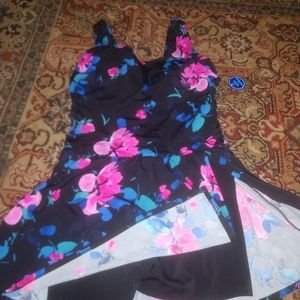 Other - New size 24 swimsuit dress